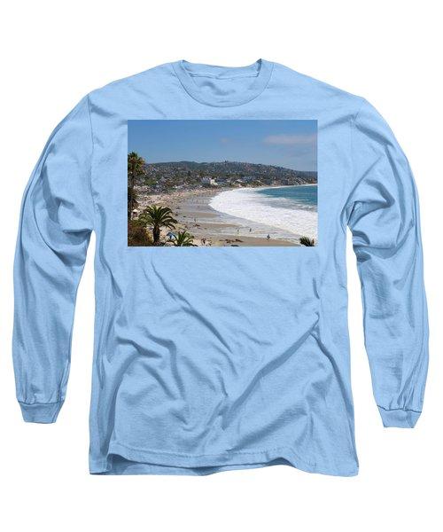 Day On The Beach Long Sleeve T-Shirt