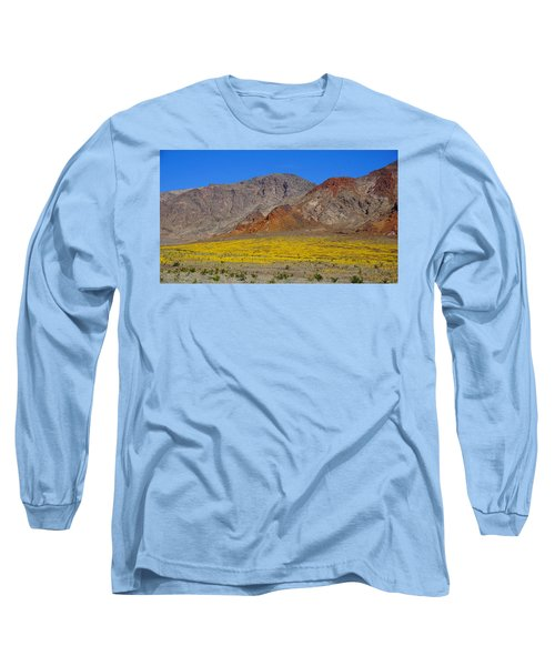 Death Valley Superbloom Long Sleeve T-Shirt