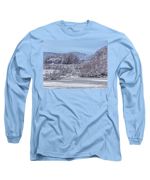 Deep In The Swamp Long Sleeve T-Shirt