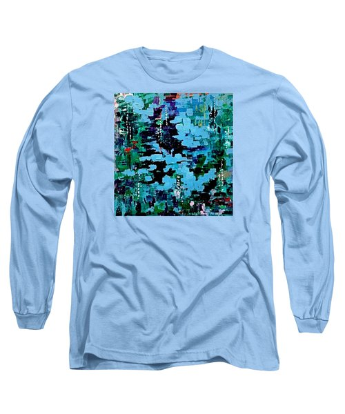 Deep Pool  Long Sleeve T-Shirt