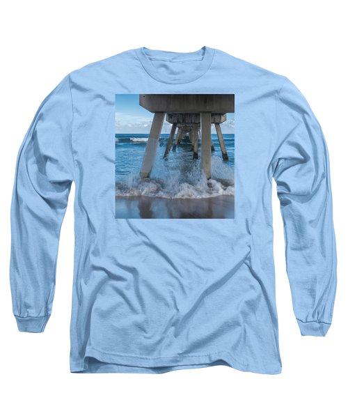 Deerfield Pier Long Sleeve T-Shirt