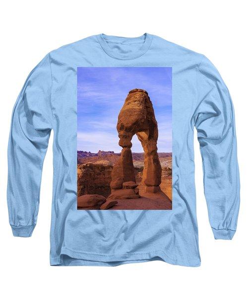 Delicate Landmark Long Sleeve T-Shirt