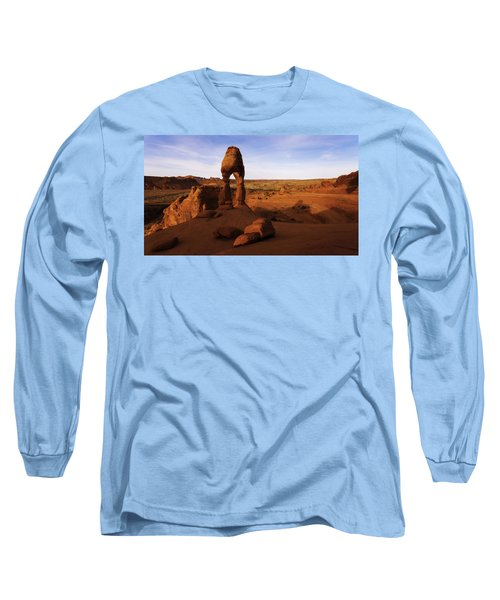 Delicate Sunrise Long Sleeve T-Shirt
