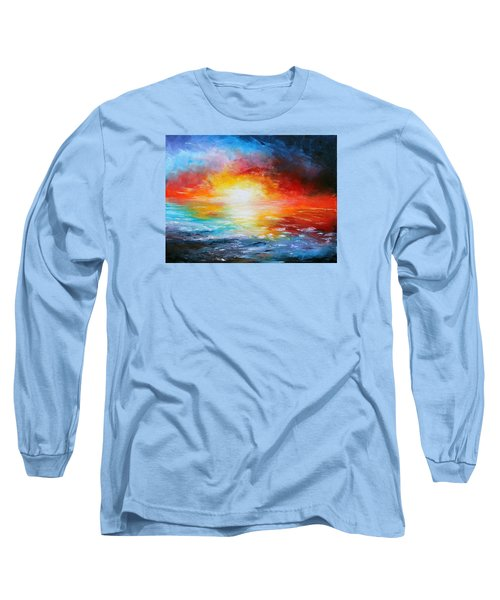 Delivered Long Sleeve T-Shirt