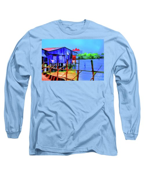 Delta Cove Long Sleeve T-Shirt