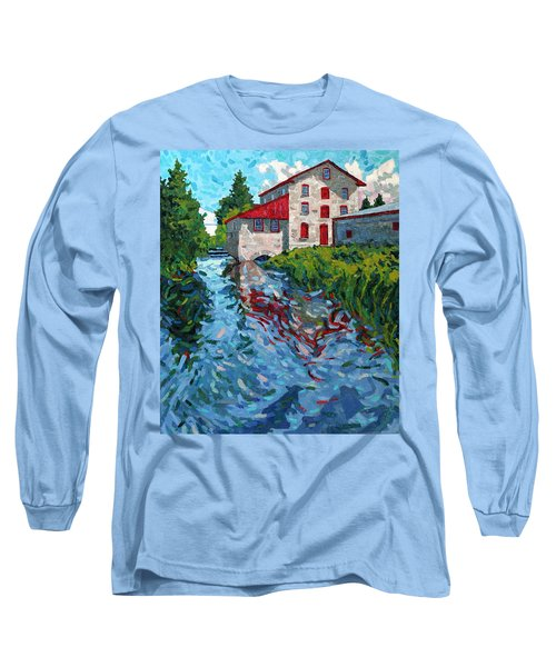 Delta Morning Long Sleeve T-Shirt