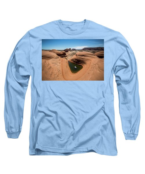 Delta Pool 2 Long Sleeve T-Shirt