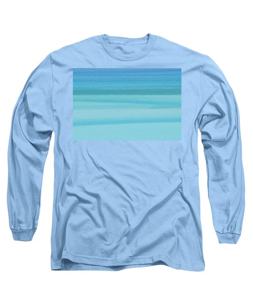 Long Sleeve T-Shirt featuring the photograph Depth Perception by Az Jackson