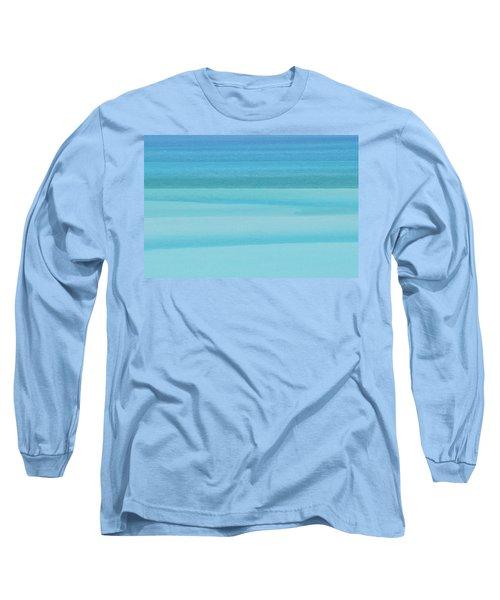Depth Perception Long Sleeve T-Shirt