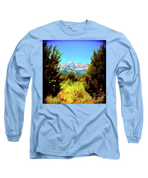 Deseret Peak Long Sleeve T-Shirt