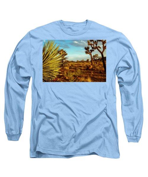 Desert Fan Long Sleeve T-Shirt