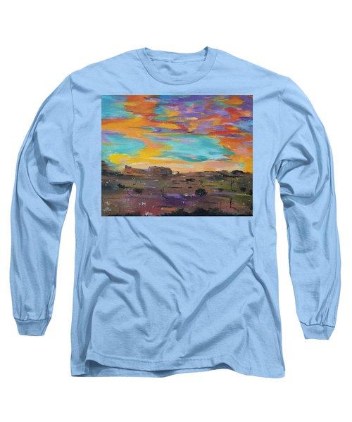 Desert Finale Long Sleeve T-Shirt