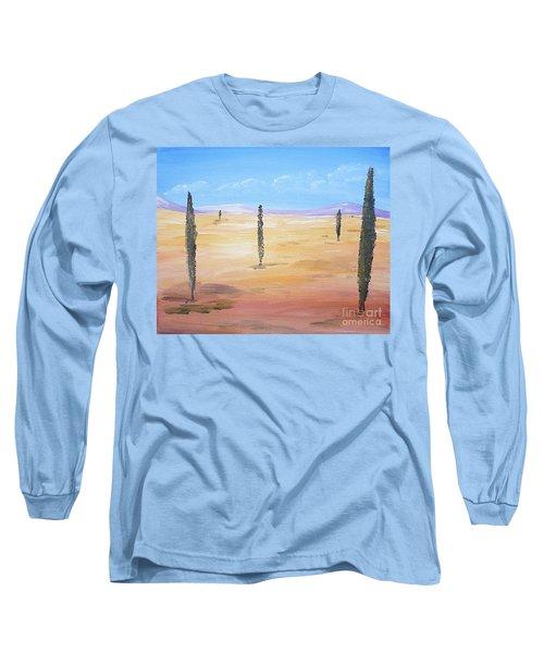Desert - Surreal Long Sleeve T-Shirt