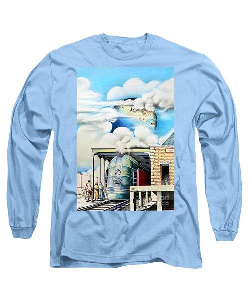 Desert Wind Long Sleeve T-Shirt