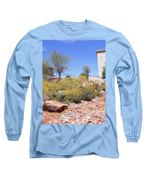Desert Yard Long Sleeve T-Shirt