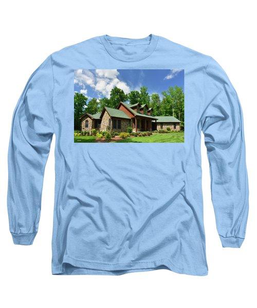 Devers Residence - King George, Va Long Sleeve T-Shirt by Dana Sohr