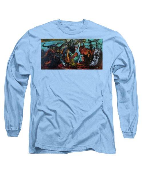 Devils Gorge Long Sleeve T-Shirt