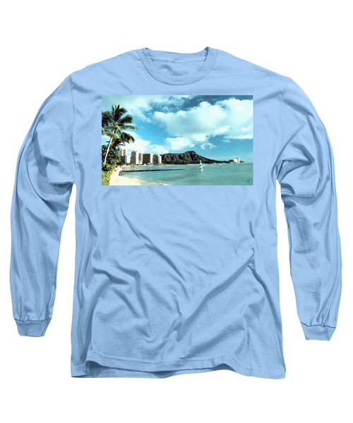 Diamond Head Long Sleeve T-Shirt