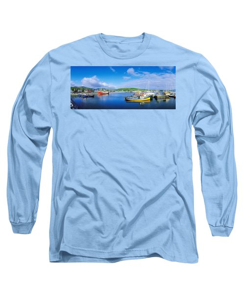Dingle, Dingle Peninsula, Co Kerry Long Sleeve T-Shirt
