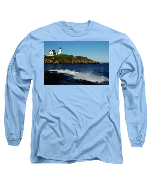 Dnre0608 Long Sleeve T-Shirt by Henry Butz