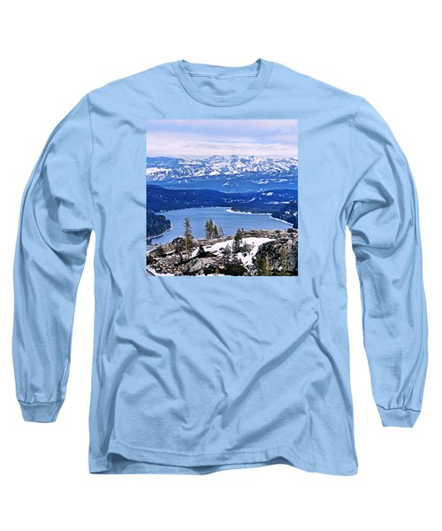Donner Lake Long Sleeve T-Shirt