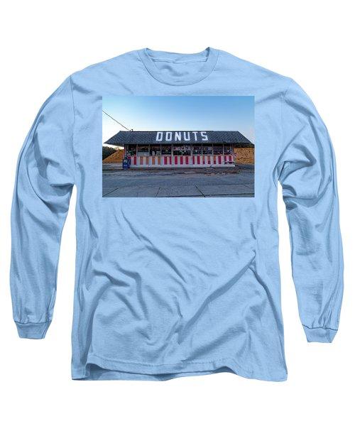 Donut Shop No Longer 3, Niceville, Florida Long Sleeve T-Shirt