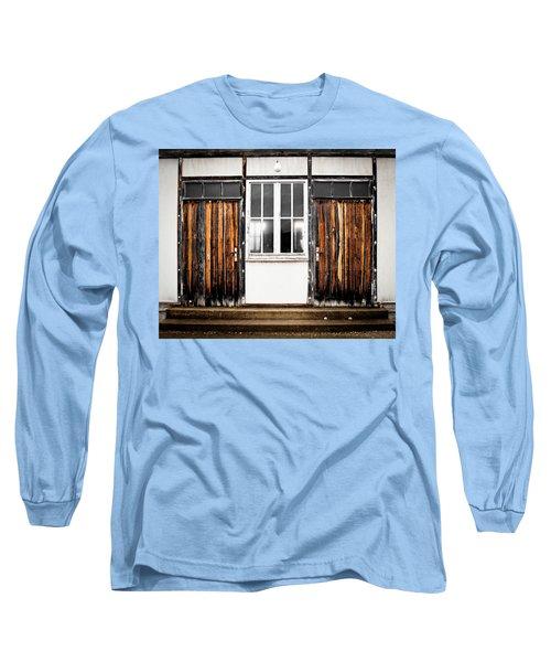 Doors Of Dachau Long Sleeve T-Shirt