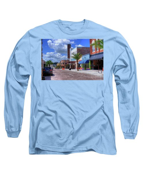 Downtown Ocala Theatre Long Sleeve T-Shirt