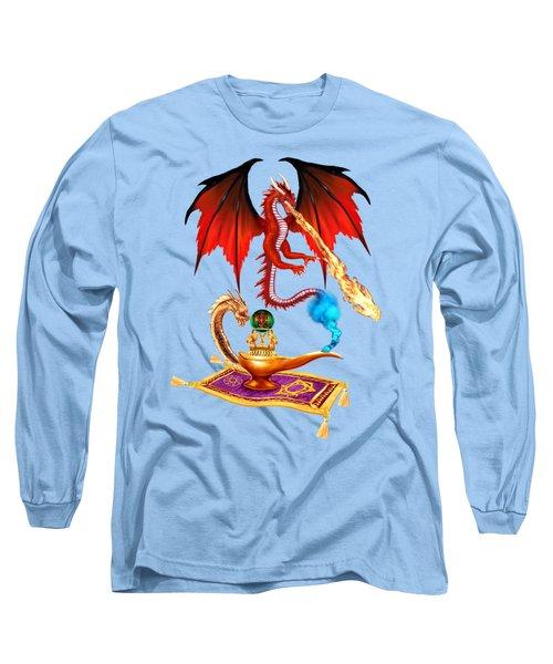 Dragon Genie Long Sleeve T-Shirt
