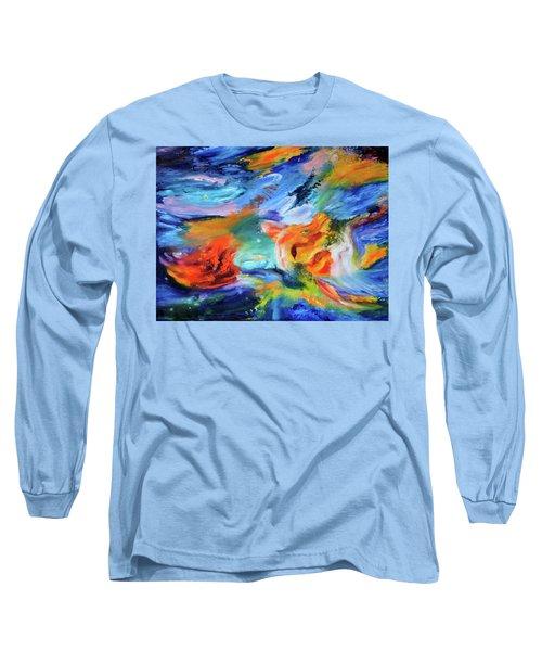 Dragon's Head Nebula Long Sleeve T-Shirt