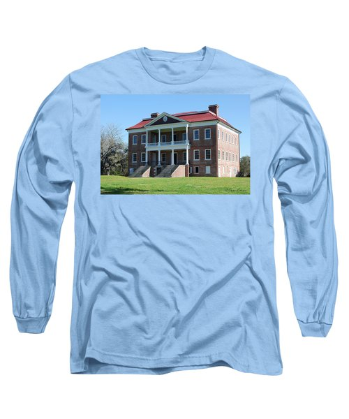 Drayton Hall Long Sleeve T-Shirt by Gordon Mooneyhan