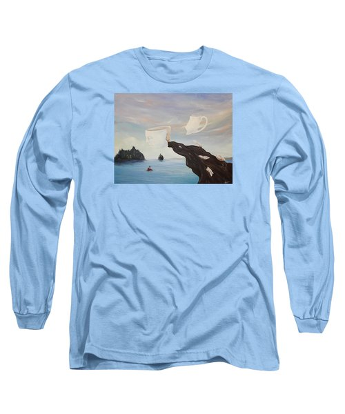 Dream Commute Long Sleeve T-Shirt