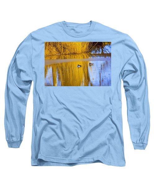 Dreaming Long Sleeve T-Shirt by Leif Sohlman