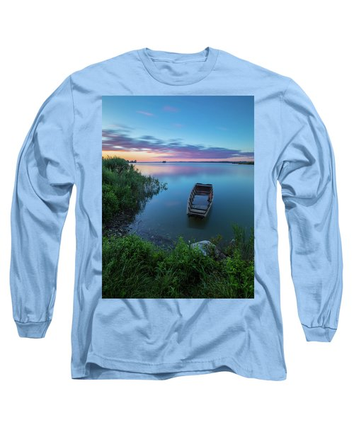 Dreamy Colors Of The East Long Sleeve T-Shirt