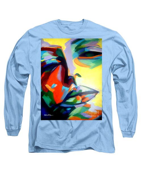 Drifting Into A Dream Long Sleeve T-Shirt
