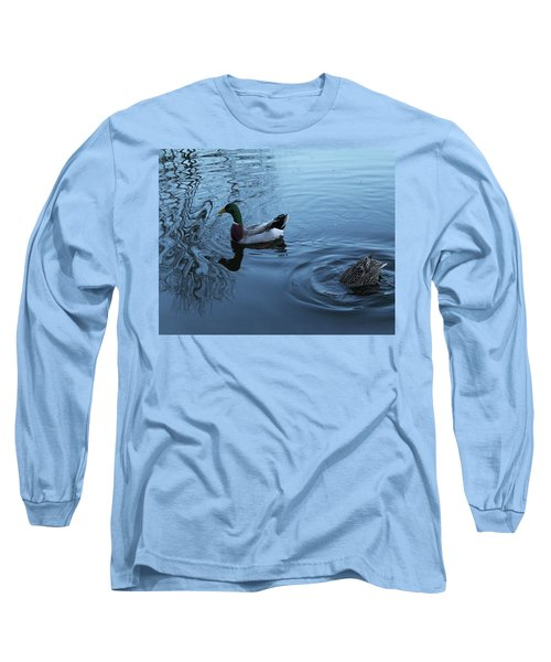 Mallard Duck Long Sleeve T-Shirt
