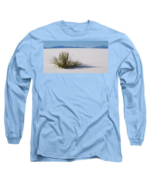Dune Plant Long Sleeve T-Shirt by Marie Leslie
