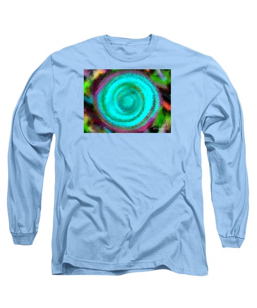 Long Sleeve T-Shirt featuring the painting Dusted by Catherine Lott