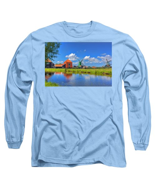 Dutch Countryside Long Sleeve T-Shirt