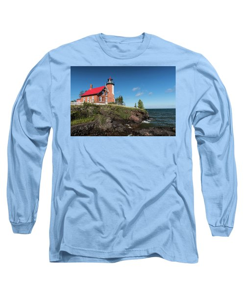 Eagle Harbor Lighthouse Long Sleeve T-Shirt