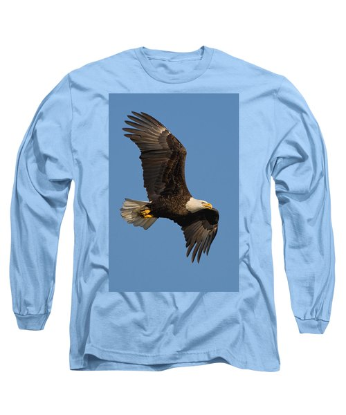 Eagle In Sunlight Long Sleeve T-Shirt