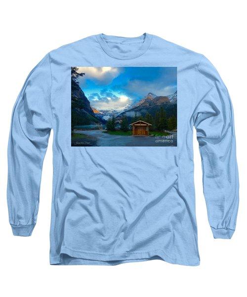Early Moody Morning Long Sleeve T-Shirt