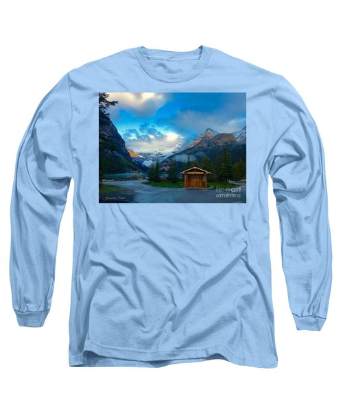 Early Moody Morning Long Sleeve T-Shirt