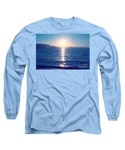 Early Sunset Long Sleeve T-Shirt