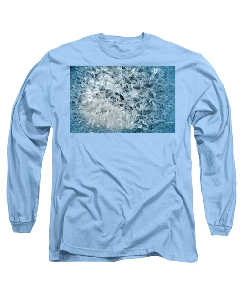 Earth Portrait 001-13 Long Sleeve T-Shirt