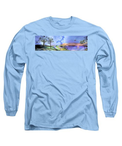 East Cooper Long Sleeve T-Shirt