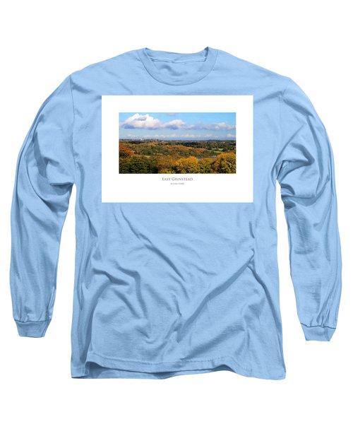 East Grinstead Long Sleeve T-Shirt