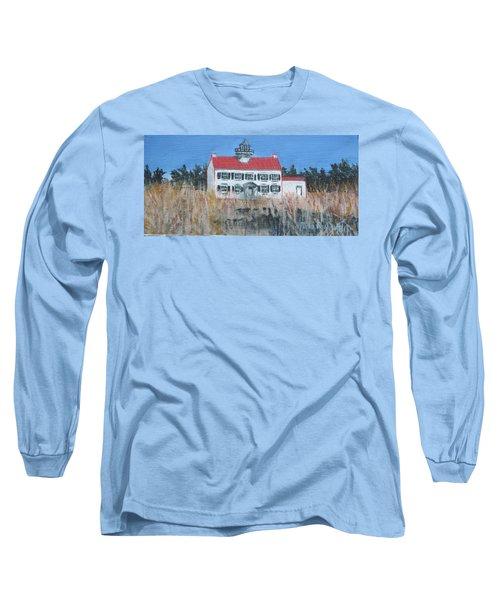East Point Lighthouse Long Sleeve T-Shirt