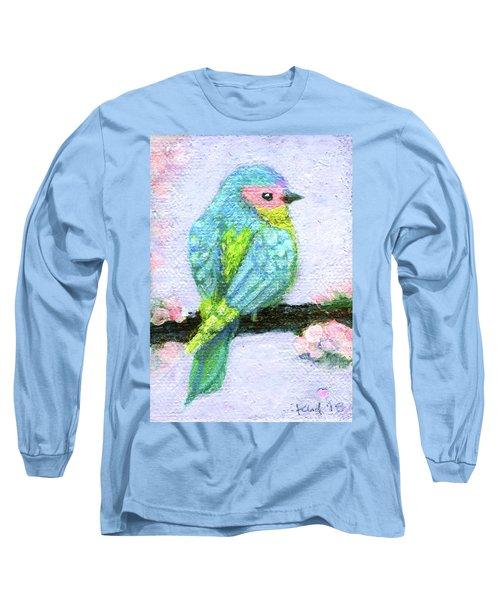 Easter Bird Long Sleeve T-Shirt