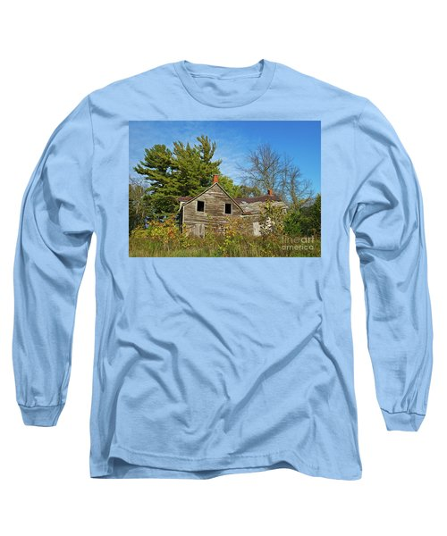 Long Sleeve T-Shirt featuring the photograph Eidolic.. by Nina Stavlund